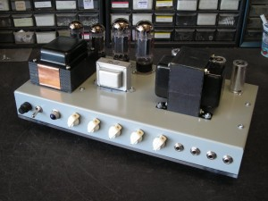 kevin's finished amp lf