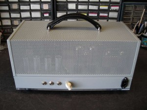 kevin's finished amp rear