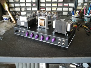 jeremy's finished amp lf
