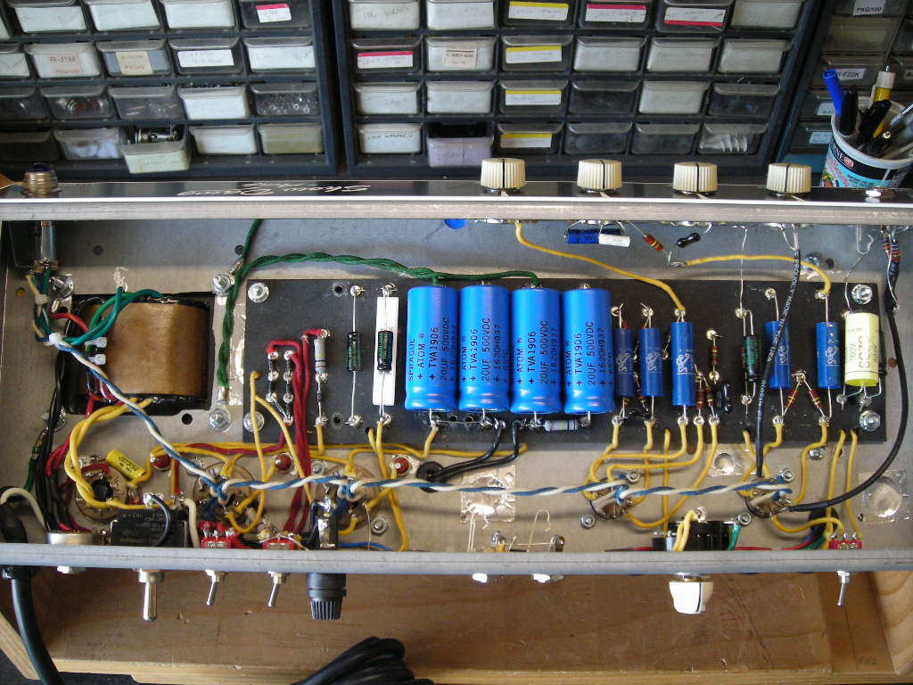 Amp Talk Archives - Lil Dawg Amps & Pickups