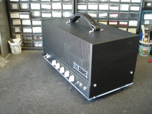 patrick's finished amp rf