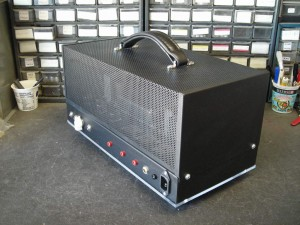 patrick's finished amp rr