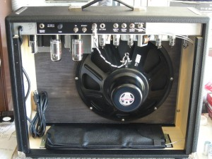 jesse' cab with chassis & speaker