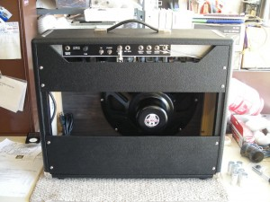 jesse' finished amp rear